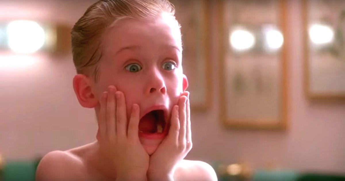 A 'Home Alone' Reboot Is Coming To Disney+, So Start Screaming