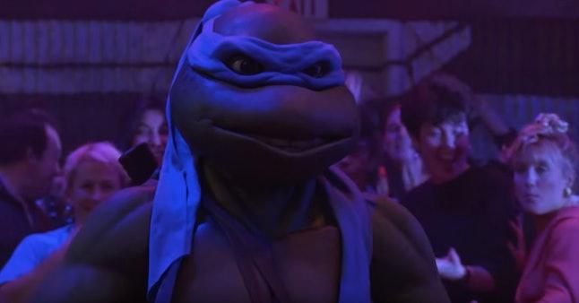 Teenage Mutant Ninja Turtles II: The Secret of the Ooze hits Netflix in January.