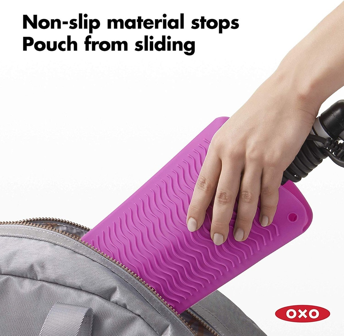 OXO Good Grips Heat Resistant Silicone Travel Pouch