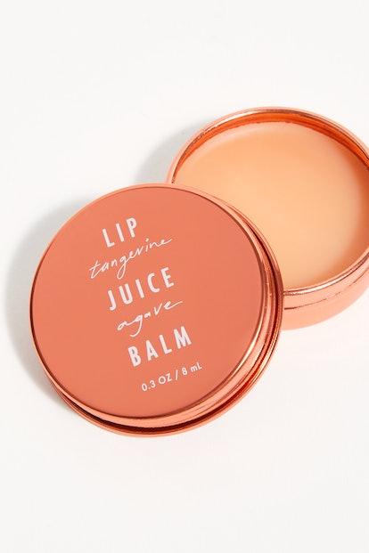 Lip Juice Balm in Tangerine Agave