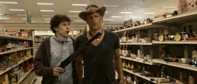 Jesse Eisenberg, Woody Harrelson, 'Zombieland' Netflix