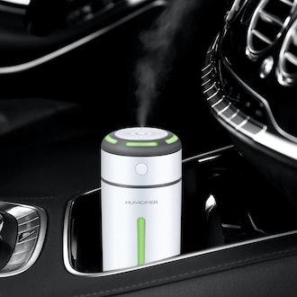 MADETEC Cool Mist Ultrasonic Humidifier with Mini USB
