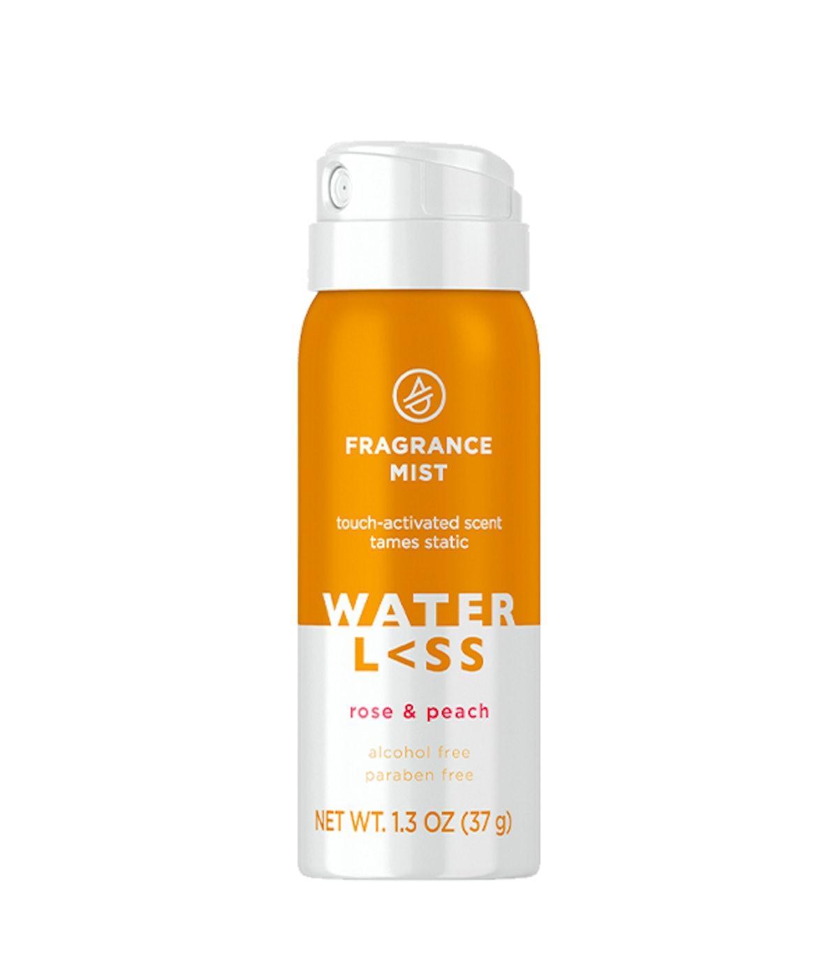 Waterless Rose & Peach Hair Fragrance