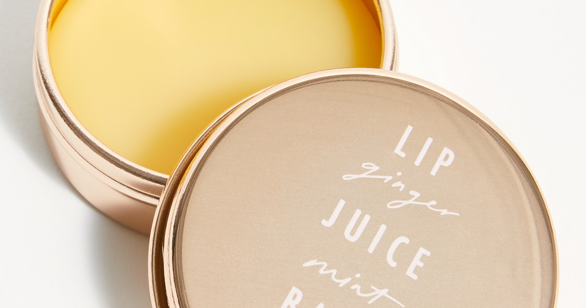 Free People's New Lip Juice Balm Comes In 3 Fruity Flavors — & They're Only $10 Each