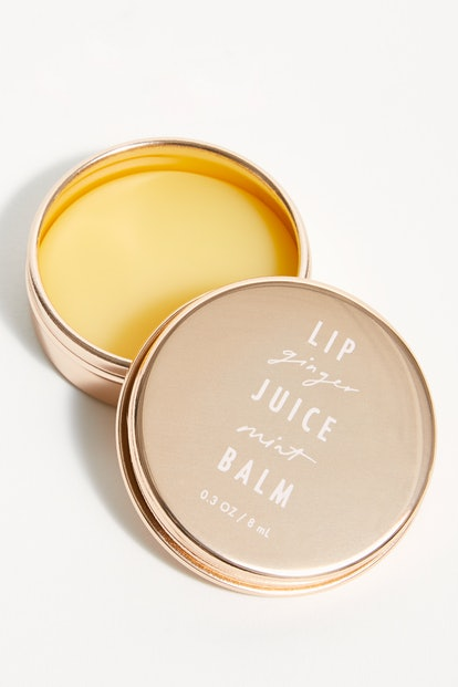Lip Juice Balm in Ginger Mint