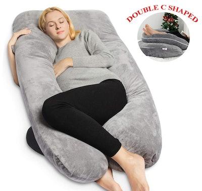 QUEEN ROSE U-Shaped Body Pillow