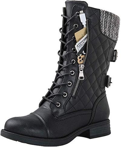 GLOBALWIN Women's Max Fashion Boots