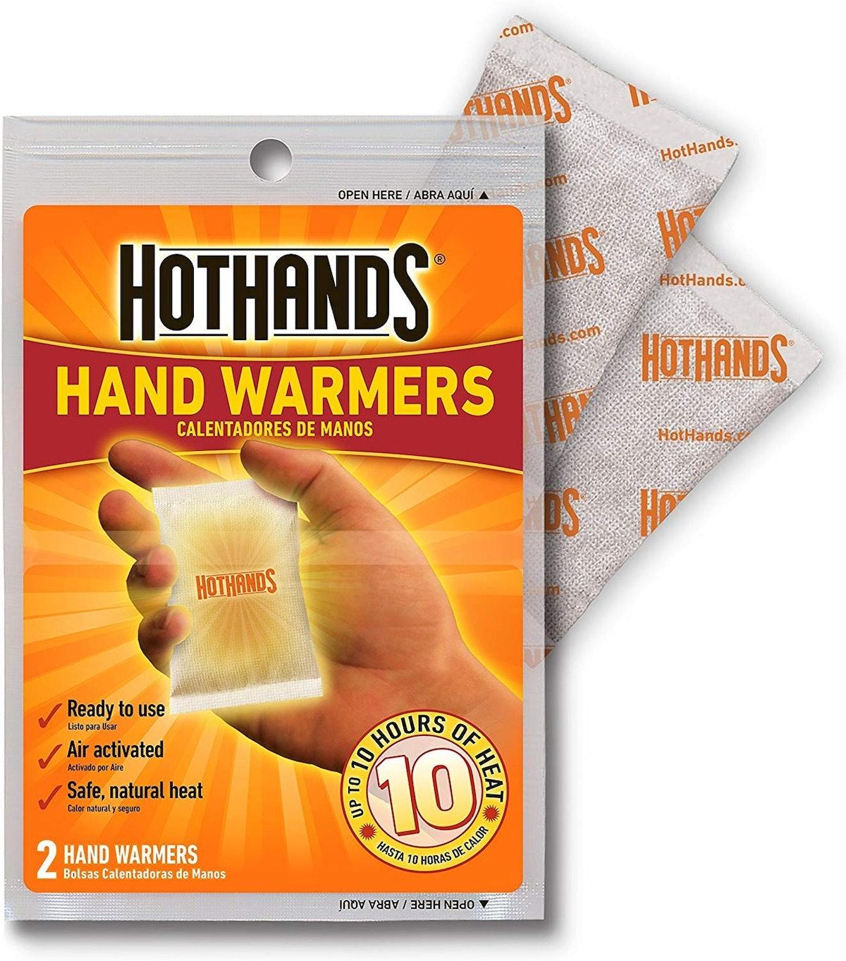 HeatMax Hot Hands Handwarmer (40 Pairs)