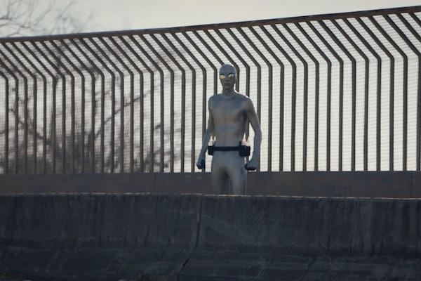 Lube Man on Watchmen