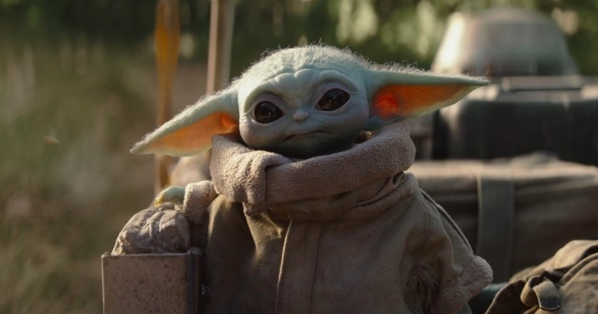 Breastfeeding Baby Yoda Is An Actual Concern, & I Have Some Other Questions