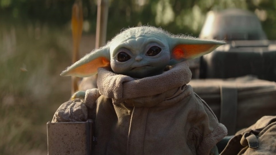 People are talking about breastfeeding Baby Yoda, and we have some questions about how that works.