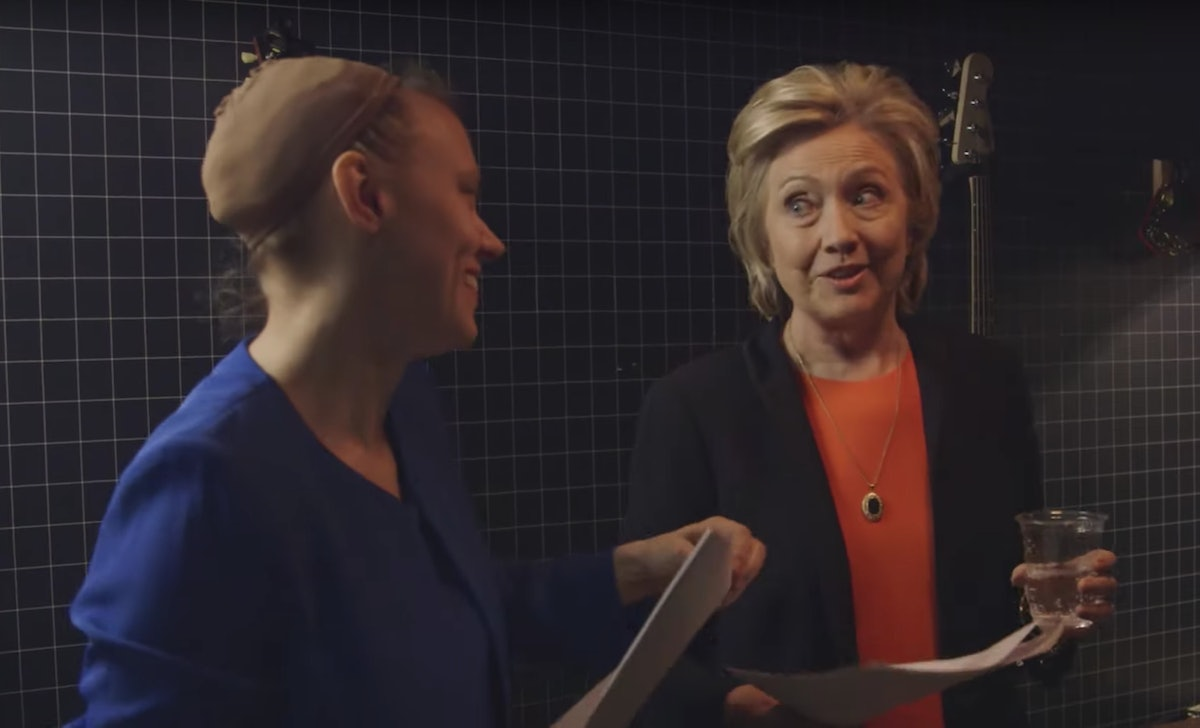 The trailer for Hulu's Hillary Clinton documentary series promises a behind-the-scenes look at her l...