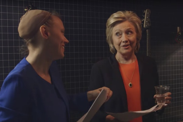 The trailer for Hulu's Hillary Clinton documentary series promises a behind-the-scenes look at her life.