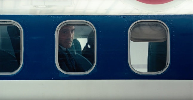 George Clooney in 'Up In The Air' Netflix
