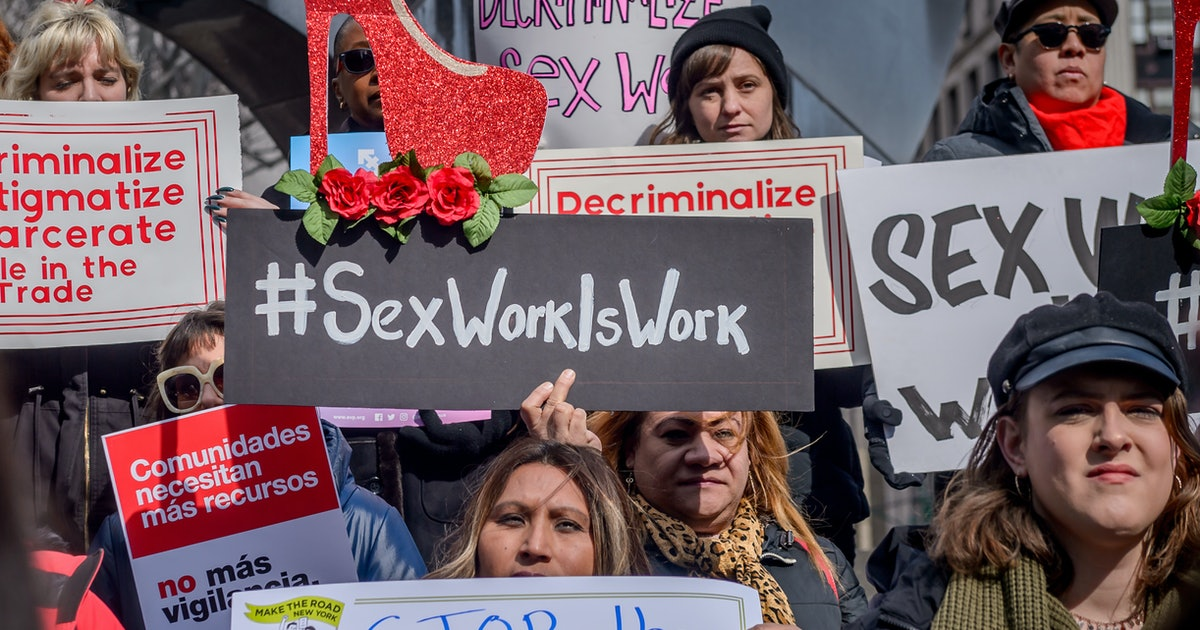 Sex Workers Describe The Policy Reforms That Would Actually Help Them