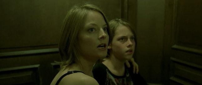 Jodie Foster, Kristen Stewart 'Panic Room' Netflix