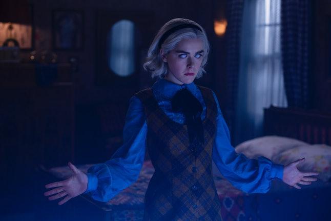 Kiernan Shipka 'Chilling Adventures of Sabrina' Netflix