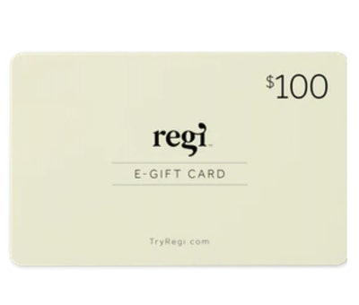 A Gift Card for a Spa Service