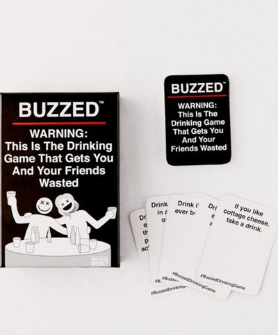 Buzzed Card Game