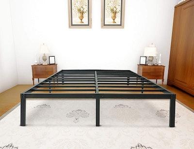 zizin Queen Size Bed Frame Platform Base