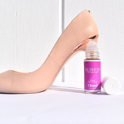KUSHON CBD StepPrep 200mg Stiletto Strength