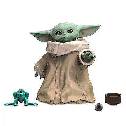 Baby Yoda toys are available for pre-order.