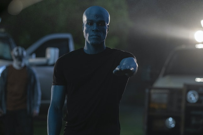 Dr. Manhattan's fate on 'Watchmen' is up in the air
