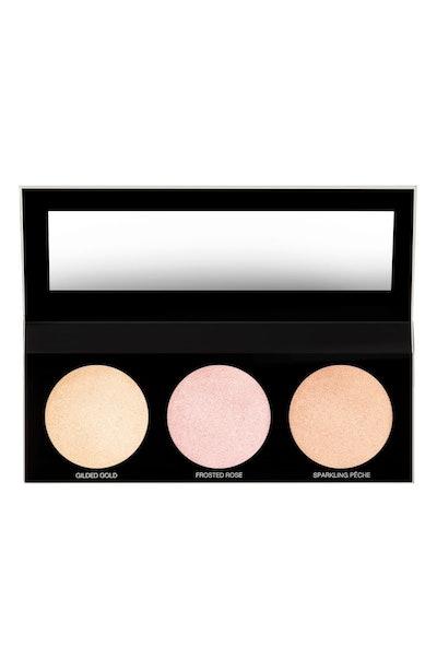Lancôme Dual Finish HD Powder Highlighter Palette