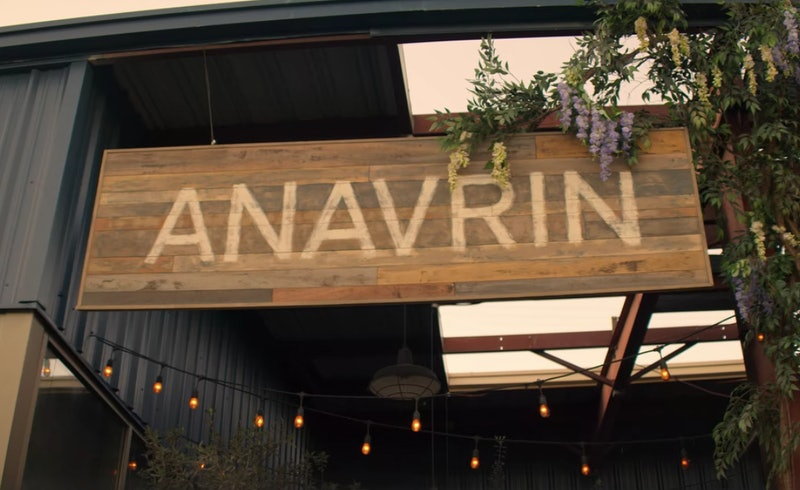 The Anavrin grocery store in 'You' Season 2