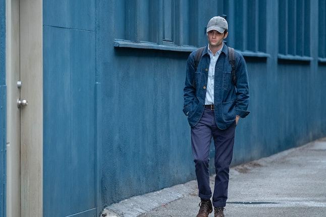 Joe in You Season 2 walking away from his creepy holding facility.