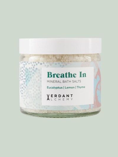 Verdant Alchemy Breathe in Bath Salts