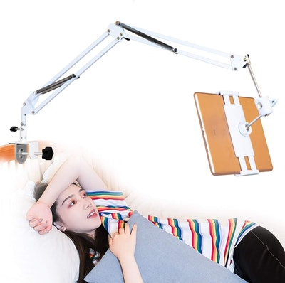 Samhousing Tablet & Phone Stand for Bed