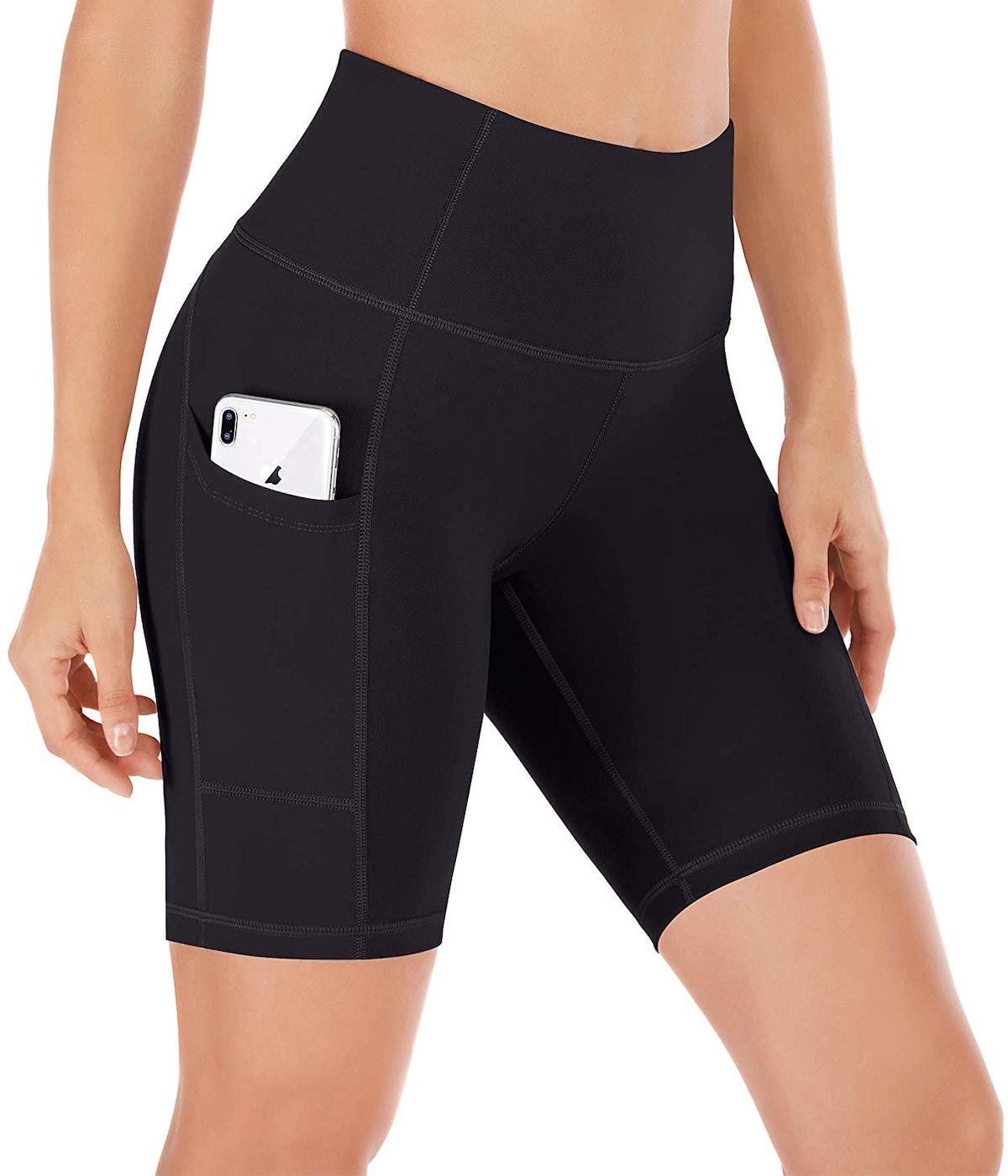 Ewedoos Biker Shorts with Pockets