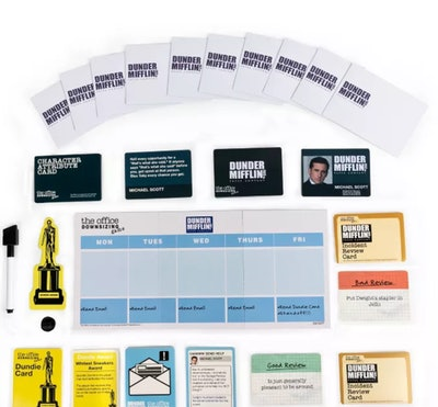  The Office -Downsizing Board Game
