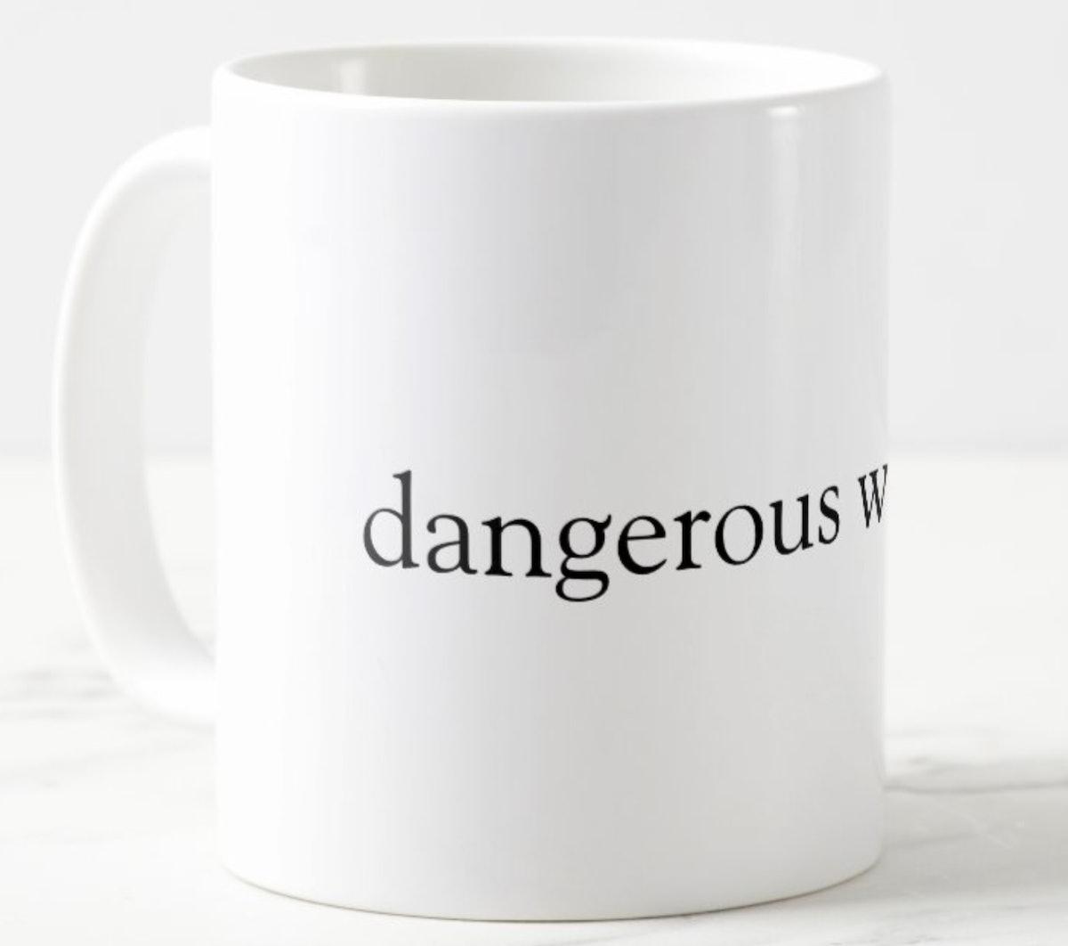 'dangerous woman' Ariana Grande Mug