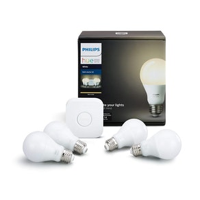 Philips Hue Smart Bulb Smarter Kit