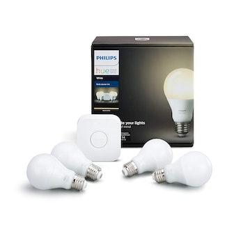Philips Hue Smart Bulb Smarter Kit