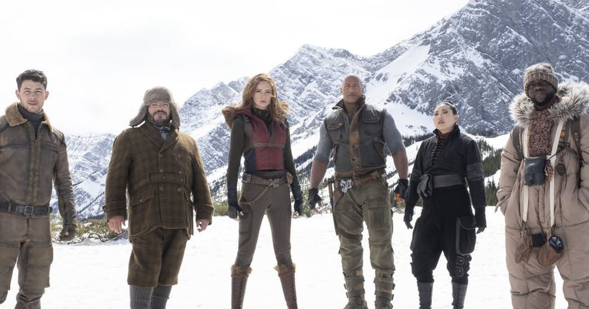 The 'Jumanji: The Next Level' Ratings Take Things, Well, To The Next Level