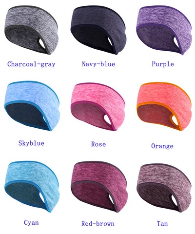 MIFULGOO Ponytail Headband Ear Warmer