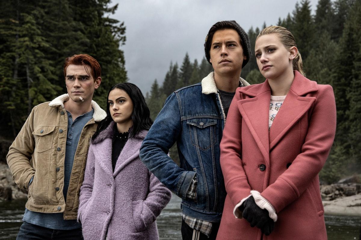 Cast of 'Riverdale' Season 4