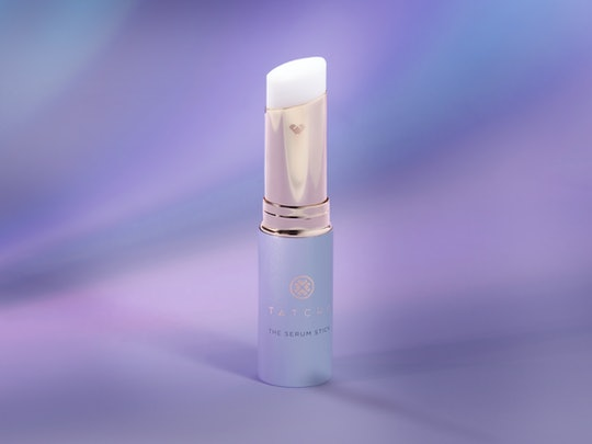 Tatcha's new Serum Stick takes the mess out of traveling with your favorite skin care.