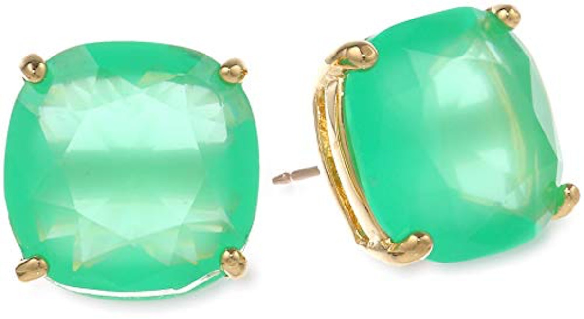 """Kate Spade New York  """"Essentials"""" Small Square Stud Earrings"""