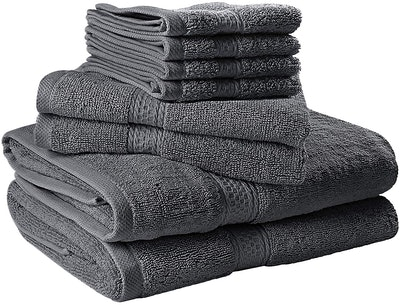Utopia Towels 8 Piece Towel Set