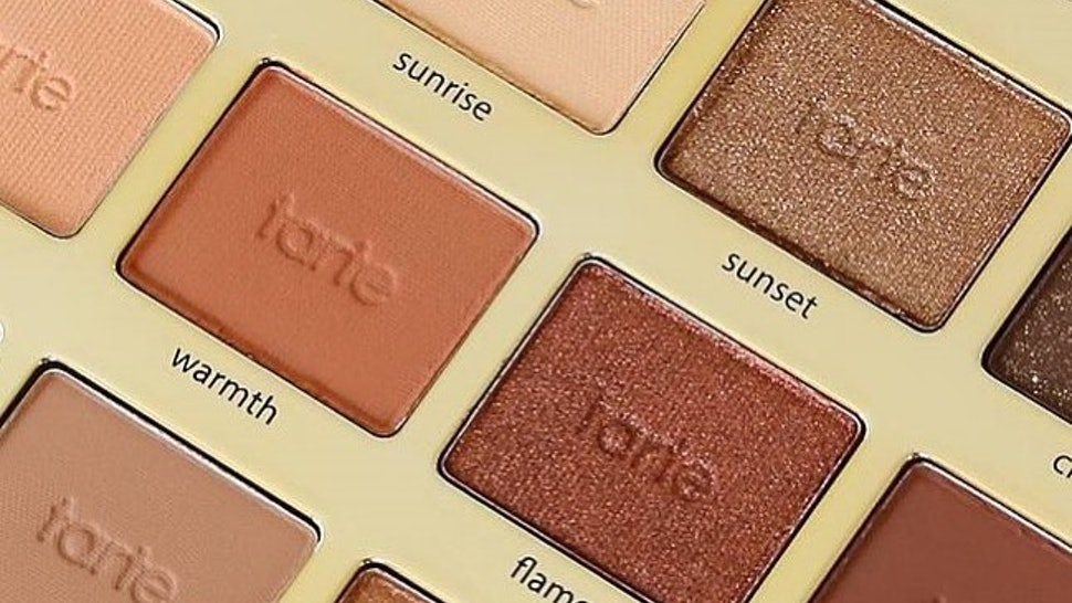 Tarte Tartlette palettes are less than $20 during Ulta's Holiday Beauty Blitz.