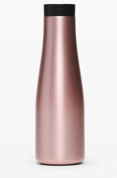 Stay Hot Keep Cold Water Bottle in Rose Gold