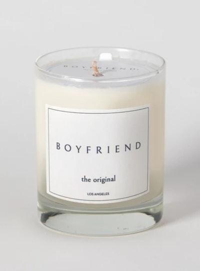 Boyfriend Candle
