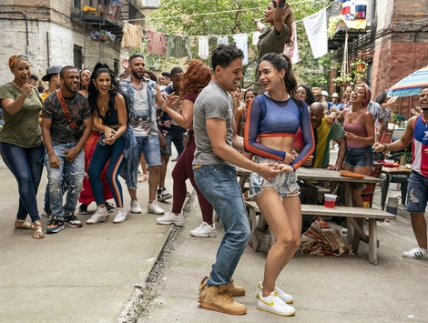 'In The Heights' movie trailer