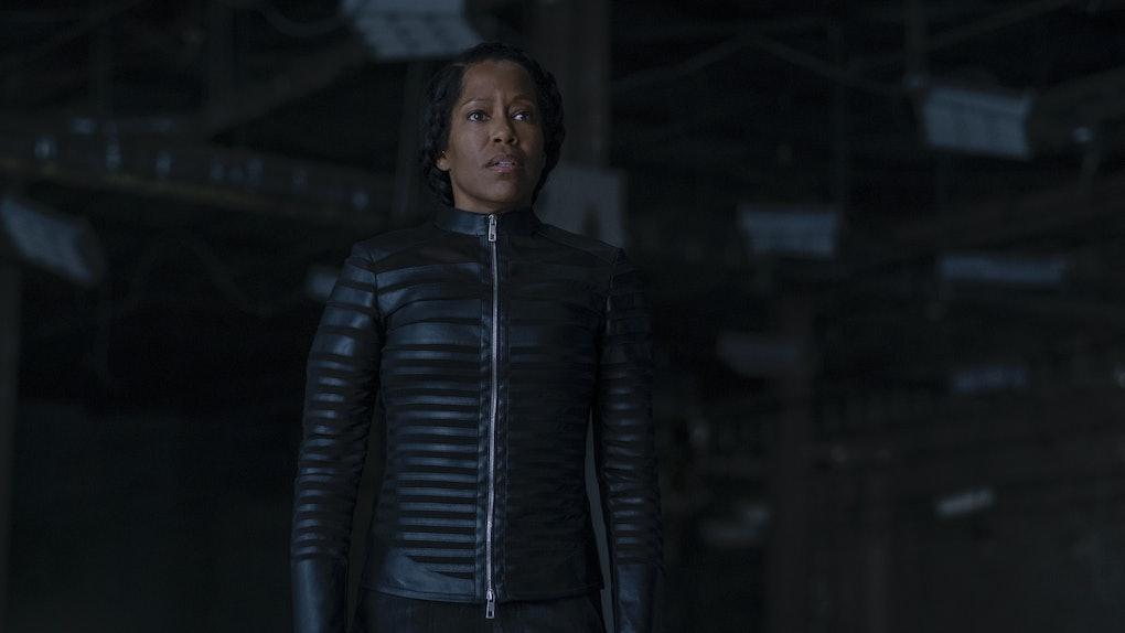 Angela in Watchmen