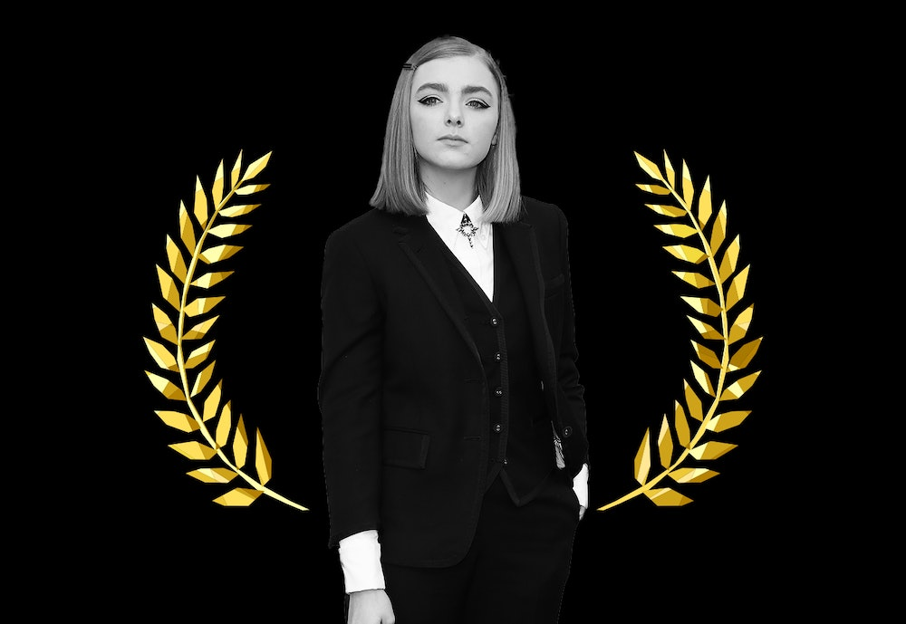 Actor Elsie Fisher received a Golden Globe nomination for Best Actress, Musical or Comedy, in 2019 for her role in 'Eighth Grade.'