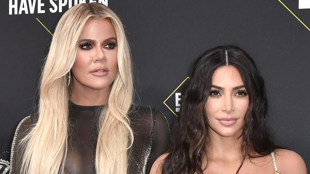 Kim Kardashian Dragged Khloé's Style